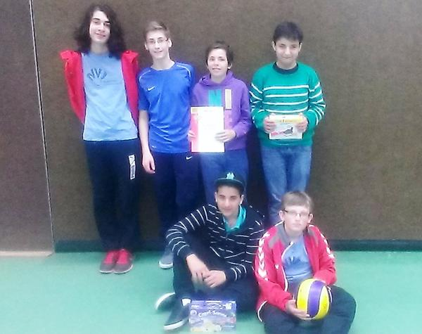 NVJ-Pokal U16m Eberbach 15.03.14